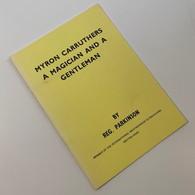 Parkinson, Reg. -- Myron Carruthers A Magician and a Gentleman