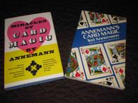 Annemann, Double - Miracles of Card Magic & Annemann's Card Magic