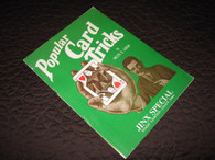 Gibson, Walter - Popular Card Tricks (Jinx Special) Used