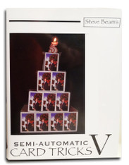 Semi-Automatic Card Tricks - Vol. 5  Front