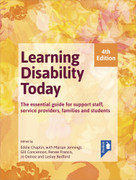 Learning Disability Today (The essential guide for support staff, service providers, families and students) by Eddie Chaplin, 9781911028697