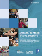 Person-centred Active Support Self-study Guide (A self-study resource to enable participation, independence and choice for adults and children with intellectual and developmental disabilities) by Julie Beadle-Brown, Bev Murphy, Jill Bradshaw, 9781911028758