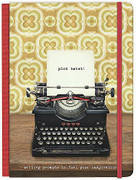 Plot Twist! Hardcover Journal (Writing Prompts to Fuel Your Imagination) by Ellie Claire, 9781546014836