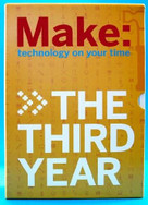 Make Magazine: The Third Year (A Four Volume Collection) by Mark Frauenfelder, 9780596517977