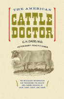 American Cattle Doctor by G. H. Dadd, M.D., 9781557091833