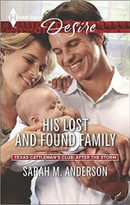 His Lost and Found Family by Sarah M. Anderson, 9780373733675