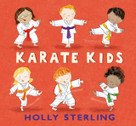 Karate Kids by Holly Sterling, Holly Sterling, 9781536214574