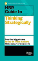 HBR Guide to Thinking Strategically (HBR Guide Series) - 9781633696952 by Harvard Business Review, 9781633696952