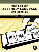 The Art of Assembly Language, 2nd Edition by Randall Hyde, 9781593272074