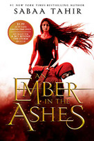 An Ember in the Ashes - 9780593206935 by Sabaa Tahir, 9780593206935