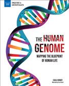 The Human Genome (Mapping the Blueprint of Human Life) - 9781619309043 by Carla Mooney, Tom Casteel, 9781619309043