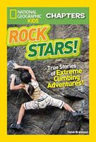 National Geographic Kids Chapters: Rock Stars! by Steve Bramucci, 9781426330490