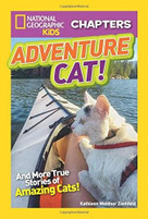 National Geographic Kids Chapters: Adventure Cat! by Kathleen Zoehfeld, 9781426330520