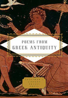 Poems from Greek Antiquity (Miniature Edition) by Paul Quarrie, 9781101908211