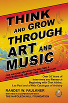 Think and Grow Through Art and Music by Randey Faulkner, 9781722503635