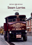 Steam Lorries by Anthony Coulls, 9781445698502