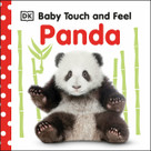 Baby Touch and Feel Panda by DK, 9780744026474