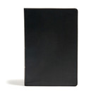 CSB Super Giant Print Reference Bible, Black LeatherTouch by CSB Bibles by Holman, 9781433651588