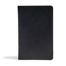 CSB Super Giant Print Reference Bible, Black LeatherTouch, Indexed by CSB Bibles by Holman, 9781433651595