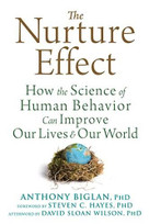 The Nurture Effect (How the Science of Human Behavior Can Improve Our Lives and Our World) by Anthony Biglan, Steven C. Hayes, David Sloan Wilson, 9781684031801