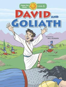 David and Goliath - 9781414393247 by Bill Dickson, 9781414393247