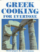 Greek Cooking for Everyone - 9780933174610 by Theoni & Monroe Pappas, Elvira, 9780933174610