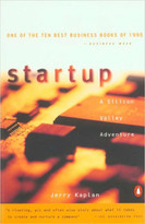 Startup (A Silicon Valley Adventure) by Jerry Kaplan, 9780140257311