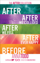 The After Collection by Anna Todd, 9781982158491