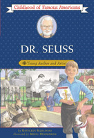 Dr. Seuss (Young Author and Artist) by Kathleen Kudlinski, Meryl Henderson, 9780689873478