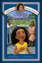 Coretta Scott King (First Lady of Civil Rights) by George E. Stanley, Meryl Henderson, 9781416968009