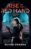 Rise of the Red Hand by Olivia Chadha, 9781645660101