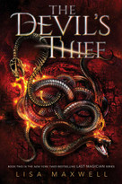 The Devil's Thief by Lisa Maxwell, 9781481494458