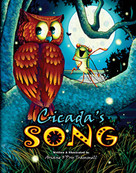 Cicada's Song by Ariane O'Pry Trammell, Ariane O'Pry Trammell, 9781455626120