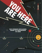 You Are Here (Charting the time when space was created) by Charles Liu, 9780711252745