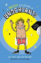 A Brief History of Underpants by Christine Van Zandt, Harry Briggs, 9780760370605