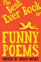 The Best Ever Book of Funny Poems by Brian Moses, 9781529049718