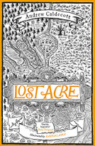 Lost Acre (Rotherweird: Book III) by Andrew Caldecott, 9781784298050
