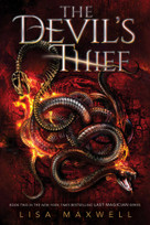 The Devil's Thief - 9781481494465 by Lisa Maxwell, 9781481494465