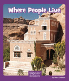 Where People Live by Mary Lindeen, 9781429679756