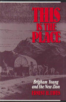 This Is the Place - 9780879756284 by Ernest H. Taves, 9780879756284