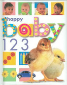 Happy Baby: 123 by Roger Priddy, 9780312491970