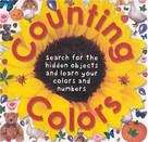 Counting Colors Padded Board Book by Roger Priddy, 9780312494582