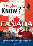 Do You Know Canada? (A challenging quiz on the culture, history, geography, and people of the second largest country in the world) by Guy Robinson, 9781402217395