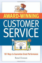 Award Winning Customer Service by Renee Evenson, 9780814474549