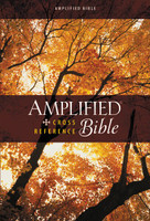 Amplified Cross-Reference Bible, Hardcover by  Zondervan, 9780310432333