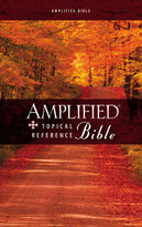 Amplified Topical Reference Bible, Hardcover by  Zondervan, 9780310934745