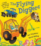 The Flying Diggers by Ian Whybrow, 9780340903131
