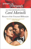 Return of the Untamed Billionaire - 9780373134410 by Carol Marinelli, 9780373134410