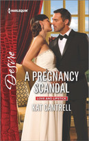 A Pregnancy Scandal by Kat Cantrell, 9780373734641