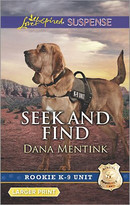 Seek and Find by Dana Mentink, 9780373677559